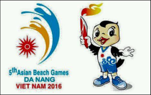 5th Asian Beach Games 2016 in Da Nang, Vietnam